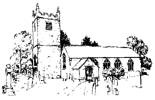 Bradoc Church, Cornwall